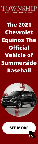 Summerside Baseball Banner 2021
